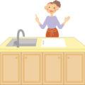 キッチンカウンターの理想の高さや目安は?
