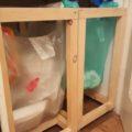 DIYで簡単に作った・多目的ゴミ箱をご紹介!
