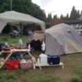 キャンプに役立つ棚をDIYで作ってみたよ~
