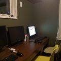 大人の書斎を活用した子供の勉強スペースも一緒にしてみた!